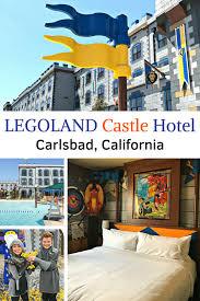 then take them to the legoland castle hotel in california