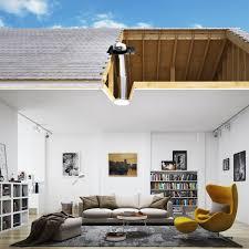 Roof Light Tubes Uk Solar Tube Lighting For Pitched Tile Roof Addlite