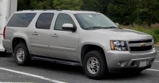 Chevrolet Suburban – pictures, information and specs - Auto ...