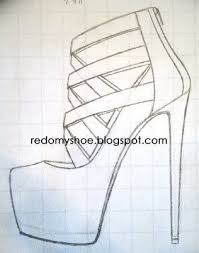 shoes heels drawing. shoes heels drawing l