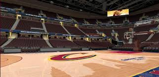 Cavs Seating Chart View Rocket Mortgage Fieldhouse Section 22 Row Vip Cleveland