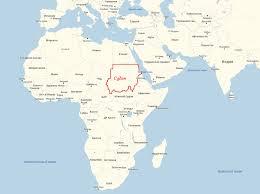 Судан: ЭГП, экономика, население, достопримечательности, история