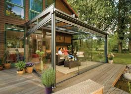 patio cover lighting ideas. 20 Beautiful Glass Enclosed Patio Ideas Roof Covering Patios And Room Cover Lighting E