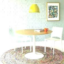 rug under dining table size room round rugs house design rugs under average size area rug for dining room table