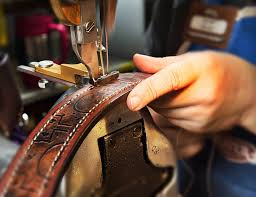 weaver leather manufacturing