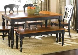 country dining table and chairs narrow country kitchen table and chair set with bench round country