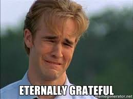 eternally grateful - Thank You Based God | Meme Generator via Relatably.com