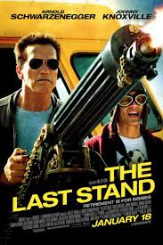 The Day I Watched Four Movies Unknown The Last Stand The Best.