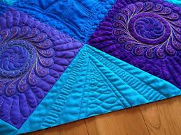 Cant get enough of these vibrant coloured quilts! 💜💙 #Vibrant ... & Cant get enough of these vibrant coloured quilts! 💜💙 #Vibrant #Purple # Adamdwight.com