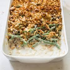 green bean casserole recipe. Brilliant Bean Upgrade Your Thanksgiving Green Bean Casserole Recipe  Cooku0027s Illustrated Throughout