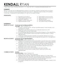 Perfect Resume Summary Summary On A Resume Examples Perfect Resume ...