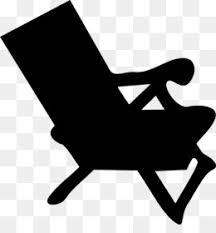 Adirondack Chair Silhouette at GetDrawingscom Free for personal