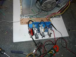 building the diy blower door squirrel cage blower motor wiring at Furnace Blower Wiring