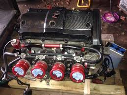 TU5JP4 Engine with ITB's and MAP - 106 Rallye Register Forum