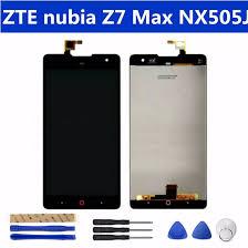 For ZTE nubia Z7 Max NX505J LCD Display ...