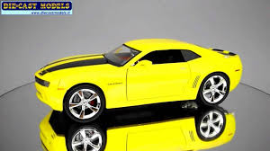 Chevy Camaro Concept 2006 - 1:24 - Jada Toys - YouTube