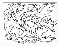 Cool Art Coloring Pages For Kids