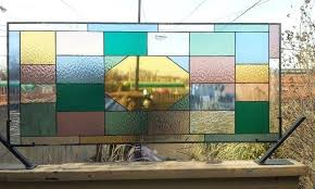 stained glass sarasota custom made windows inspired by the ca ceiling in fl