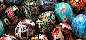 Image result for Ukrainian Easter eggs