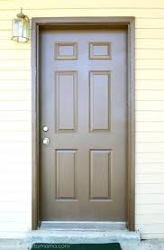 cost to paint interior of house how much to paint a door and frames how much