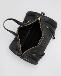 Marc by marc jacobs Satchel - Moto Quilted Barrel Large in Black ... & Gallery Adamdwight.com