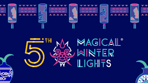 Magical Winter Lights Tickets Tickets For Magical Winter Lights 2019 In La Marque From