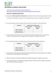 worksheet balancing chemical equations worksheet key balancing equations worksheet