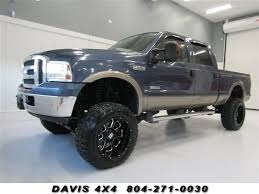 Details about 2006 Ford F-250 Super Duty Lariat Bulletproofed Diesel Lifted 4X4