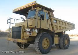 1994 caterpillar 769c haul truck item l3979 l3979 image for item l3979 1994 caterpillar 769c haul truck