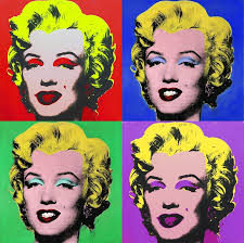 marilyn monroe pcm andy warhol pop art parody canvas prints andy warhol pop art prints
