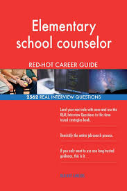 Physical Design Interview Questions Book Elementary School Counselor Red Hot Career Guide 2562 Real