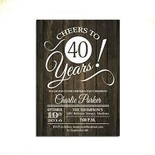 40th bday invitations ideas birthday party invitations best ideas about birthday invitations on 40th birthday invitations wording sles
