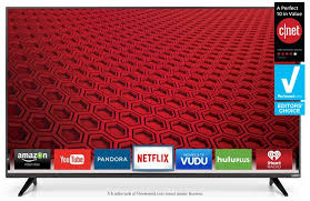VIZIO E-Series 50\u201d Class Full-Array LED Smart TV | E50-C1
