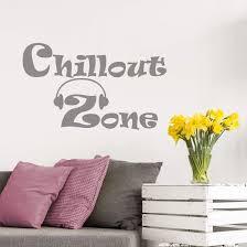 Wandtattoo Chillout Zone 2 Entspanntes Chillen Mit Diesem