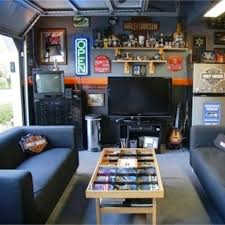 man cave ideas garage man cave ideas on a budget ways to turn