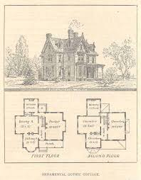Victorian House Plans GLB  Fancy Houses  Pinterest  Victorian Victorian Cottage Plans