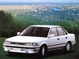 Размеры Тойота Королла и вес. Какие габариты Toyota Corolla?