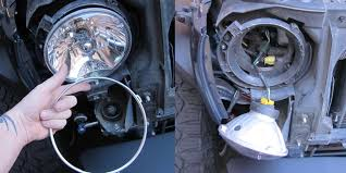 jeep jk headlight wiring harness jeep image wiring how to install kc hilites 7 led headlights in the jeep wrangler on jeep jk headlight installation of a trailer wiring harness