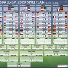 The 2021 european badminton championships is the 28th edition of the championships.this tournament is organized by the badminton europe with the local organizer ukrainian badminton federation and sanctioned by the bwf. Em 2021 Termine Im Uberblick Spielplan Teilnehmer Gruppen Tickets Fussball