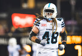 Depth Chart Week 11 At Montreal Toronto Argonauts