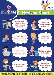 49 Uncommon Hygiene Chart For Preschool