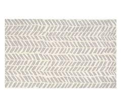 chevron arrows rug