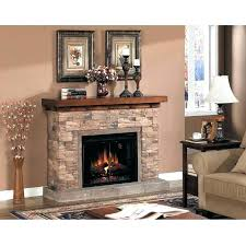 media console with faux stone electric fireplace stand in rustic white tv capitan n corner stone electric fireplace
