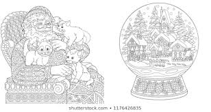Coloring Book Pages Images Stock Photos Vectors Shutterstock