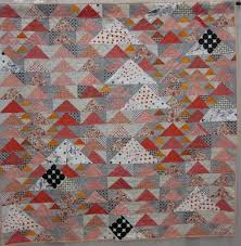 121 best Flying geese quilts images on Pinterest | Colors, Flying ... & Flying Geese and Swans by Lotje Meijknecht (Leiden, The Netherlands).  Posted by Mad About Patchwork Adamdwight.com