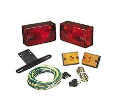 wesbar 417515 submersible trailer light kit with 20' wire harness wesbar 4 pin 5 wire wesbar 417515 submersible trailer light kit with 20' wire harness wesbar submersible