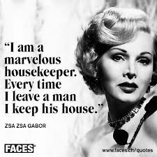 Zsa Zsa Gabor Quotes Custom Zsa Zsa Gabor Quotes 48 Ideas About Zsa Zsa Gabor On Pinterest