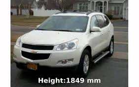 2010 Chevrolet Traverse LT1 Review & Features - YouTube