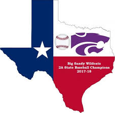 uil incident report big sandy isd 2018 state baseball champs