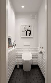 on downstairs toilet wall art with a midcentury inspired apartment with scandinavian tendencies